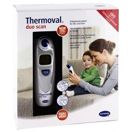Thermoval duo scan termometr elektroniczny do ucha i czoła