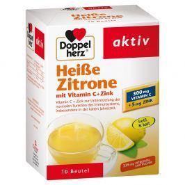 Doppelherz Heisse witamina C + cynk granulat