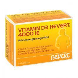 Hevert tabletki z witaminą D3, 4.000 I.E.