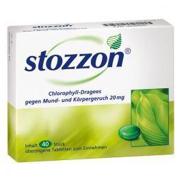 Stozzon chlorofil tabletki powlekane