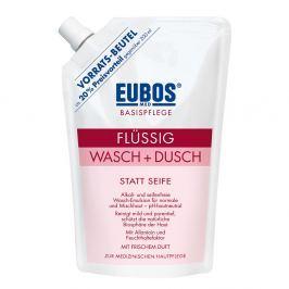 Eubos mydło w płynie o świeżym zapachu saszetka uzupełniająca