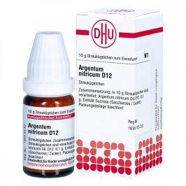 Argentum Nitricum D 12 globulki