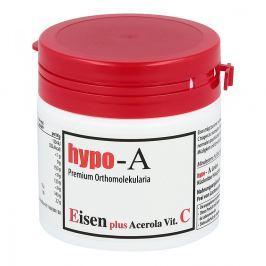 Hypo A żelazo + witamina C kapsułki