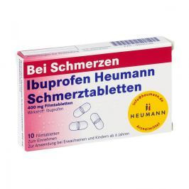 Ibuprofen Heumann Schmerztabl. 400 mg