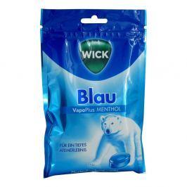 Wick BlauMentolowe cukierki na kaszel