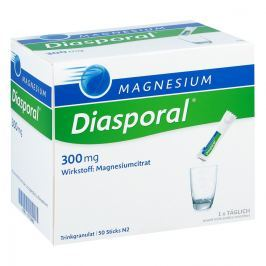 Magnesium Diasporal 300 mg granulki
