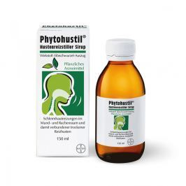 Phytohustil syrop łagodzący drażliwy kaszel