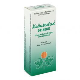 Kraeuterlax Dr.henk 15 mg Kraeuterdrag. z.Abf.