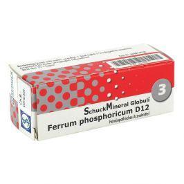 Schuckmineral Globuli 3 Ferrum phosph. D12