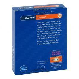 Orthomol Immun granulki na język, smak malina/mentol