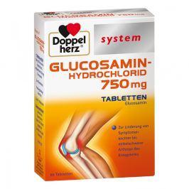 Doppelherz System ochrona stawów - chlorowodrek glukozaminy 750