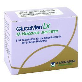 Glucomen LX Plus testy do badania ciał ketonowych