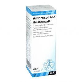 Ambroxol Abz Hustensaft 15mg/5ml Lsg.z.einn.