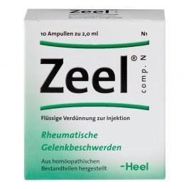Zeel comp. N w postaci ampułek