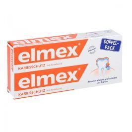 Elmex pasta do zębów, dwupak