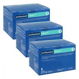 Orthomol Vital F ampułka + kapsułka  zestaw