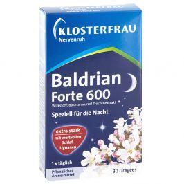 Klosterfrau waleriana forte 600 tabletki powlekane
