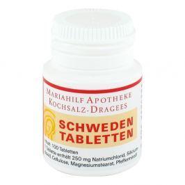 Tabletki Szwedzkie z solą kuchenną 0,25 g