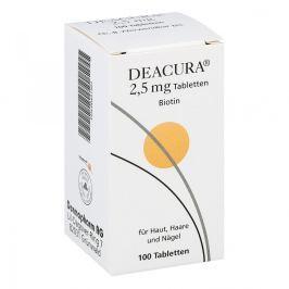 Deacura 2,5 mg Tabl.