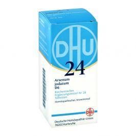 Biochemie Dhu 24 Arsenum jodatum D6 tabletki