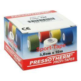 Pressotherm Sport-tape 3,8cmx10m rot