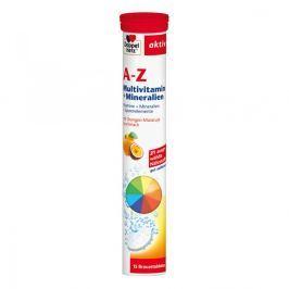 Doppelherz A-Z multiwitamina+minerały tabletki musujące