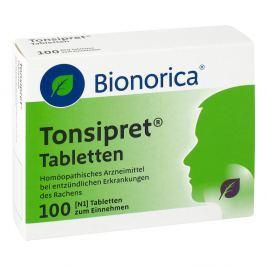 Tonsipret tabletki