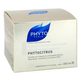 Phyto Phytocitrus maseczka do włosów farbowanych