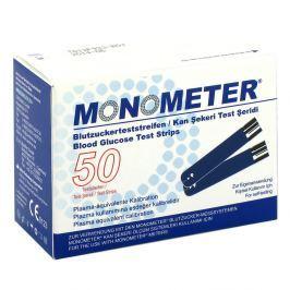 Monometer test do mierzenia stężenia glukozy we krwi