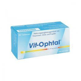 Vit Ophtal mit 10 mg Lutein tabletki