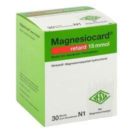 Magnesiocard retard 15mmol Btl.m.ret.filmtabl.
