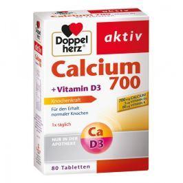 Doppelherz wapń 700 + witamina D3 tabletki