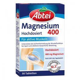 Abtei Magnesium 400 tabletki