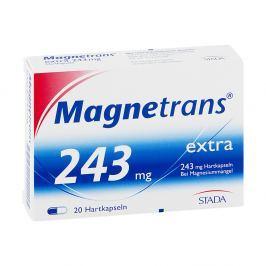 Magnetrans extra 243 mg Kapseln
