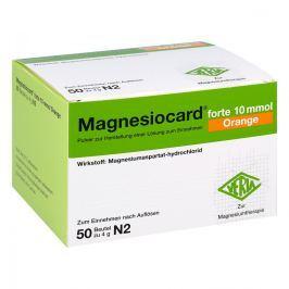 Magnesiocard forte 10 mmol Orange Pulver