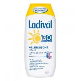 Ladival żel do skóry alergicznej z filtrem SPF30
