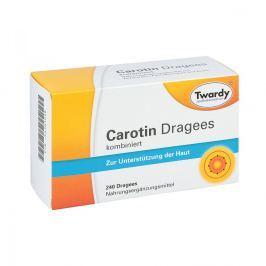 Carotin Beta-Karoten drażetki