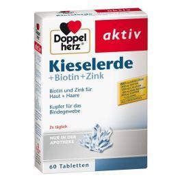 Doppelherz krzemionka + biotyna tabletki