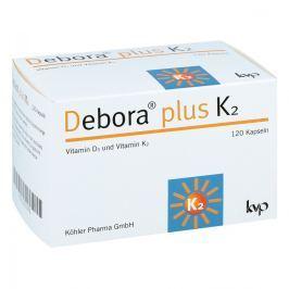 Debora plus K2 Kapseln