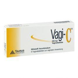 Vagi C Vaginaltabl.