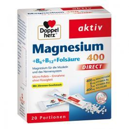 Doppelherz Aktiv Magnez + B6 + B12