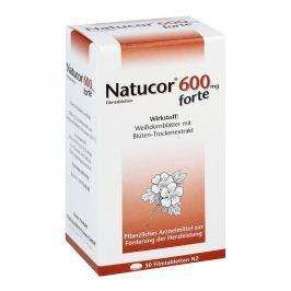 Natucor 600 mg forte Filmtabl.