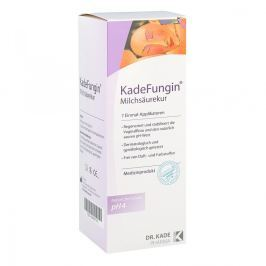 Kadefungin kuracja kwasem mlekowym żel aplikatory jednorazowe