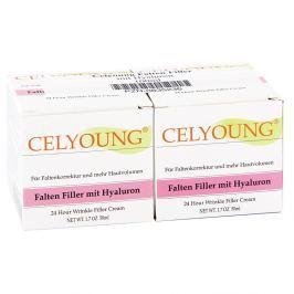 Celyoung Falten Filler krem przeciwzmarszczkowy + hyaluron
