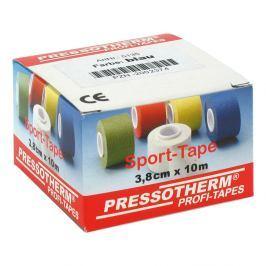 Pressotherm Sport-tape 38cmx10m opatrunek niebieski