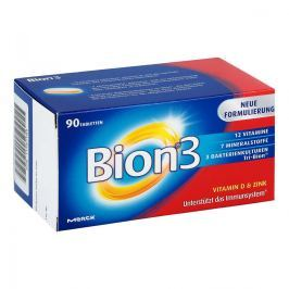 Bion 3 tabletki