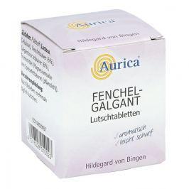 Fenchel Galgant Lutschtabl. Aurica tabletki do ssania z koprem w