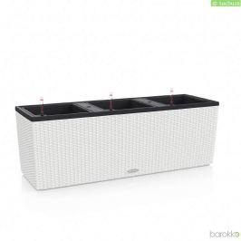 Donica Lechuza TRIO COTTAGE 30 - biała - biały