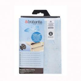 Brabantia - Pokrowiec na deskę do prasowania 124 x 38cm - pianka 2mm - Ice Water