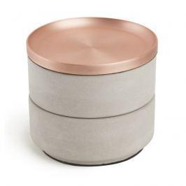 Umbra - Pudełko na biżuterię Tesora Akcesoria jubilerskie